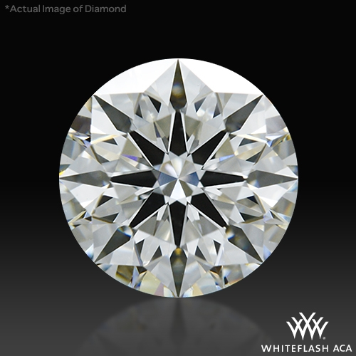 1.125 ct I VS1 A CUT ABOVE® Hearts and Arrows Super Ideal Round Cut Loose Diamond