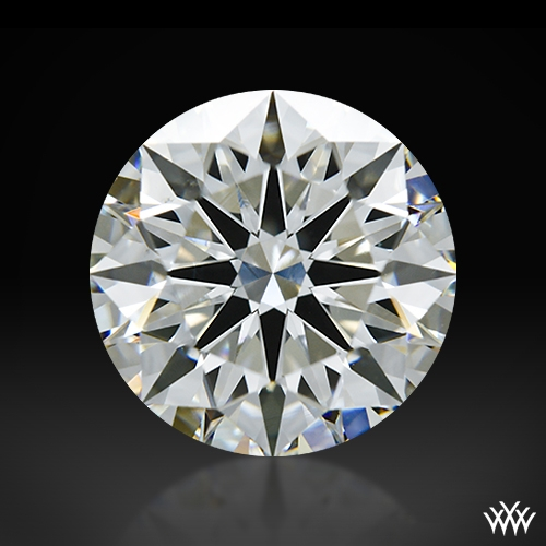 2.06 ct H VS2 A CUT ABOVE® Hearts and Arrows Super Ideal Round Cut Loose Diamond