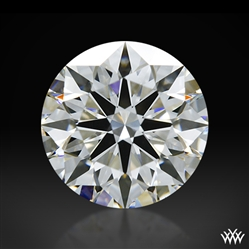 1.012 ct F VS1 A CUT ABOVE® Hearts and Arrows Super Ideal Round Cut Loose Diamond