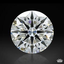1.091 ct G VS2 A CUT ABOVE® Hearts and Arrows Super Ideal Round Cut Loose Diamond