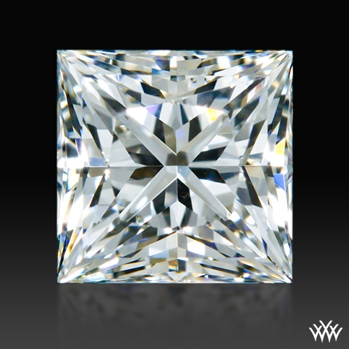 0.59 ct G VS2 A CUT ABOVE® Princess Super Ideal Cut Diamond