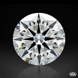 1.004 ct E VS2 A CUT ABOVE® Hearts and Arrows Super Ideal Round Cut Loose Diamond
