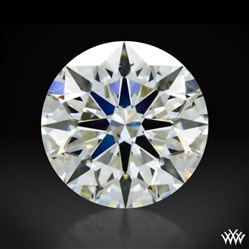 1.026 ct H SI1 Expert Selection Round Cut Loose Diamond