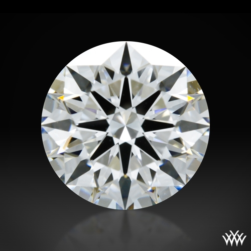 1.32 ct E VVS1 A CUT ABOVE® Hearts and Arrows Super Ideal Round Cut Loose Diamond