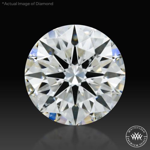 1.30 ct H SI1 Premium Select Round Cut Loose Diamond