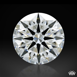 1.578 ct F VS2 A CUT ABOVE® Hearts and Arrows Super Ideal Round Cut Loose Diamond