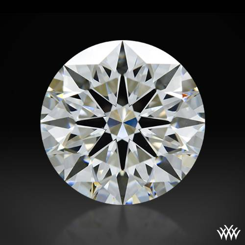 2.193 ct G VS1 A CUT ABOVE® Hearts and Arrows Super Ideal Round Cut Loose Diamond