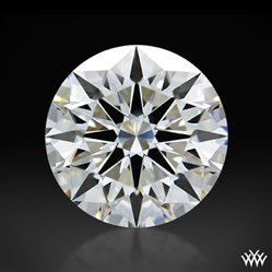 2.378 ct H VS1 A CUT ABOVE® Hearts and Arrows Super Ideal Round Cut Loose Diamond
