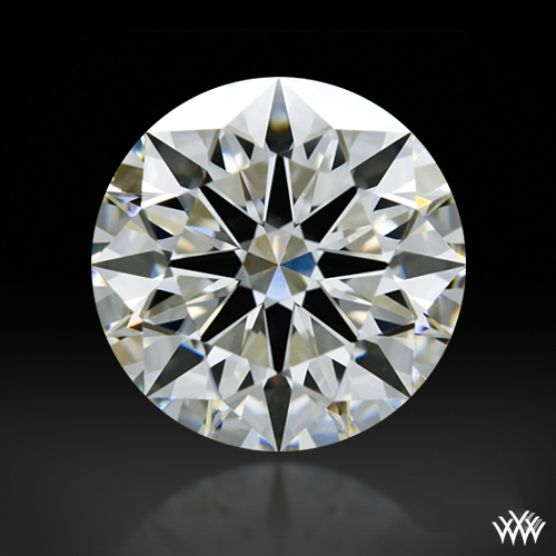 2.02 ct H VS1 A CUT ABOVE® Hearts and Arrows Super Ideal Round Cut Loose Diamond
