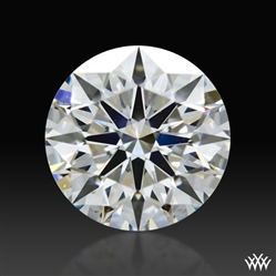 0.798 ct G VS2 A CUT ABOVE® Hearts and Arrows Super Ideal Round Cut Loose Diamond