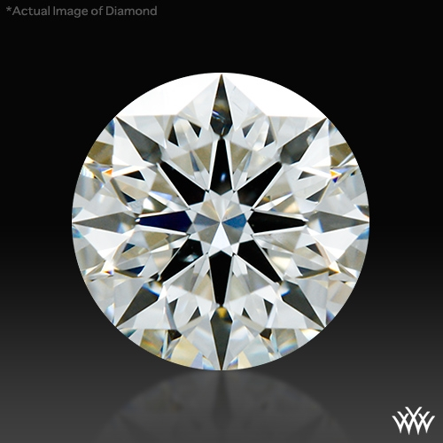 0.616 ct G SI1 A CUT ABOVE® Hearts and Arrows Super Ideal Round Cut Loose Diamond