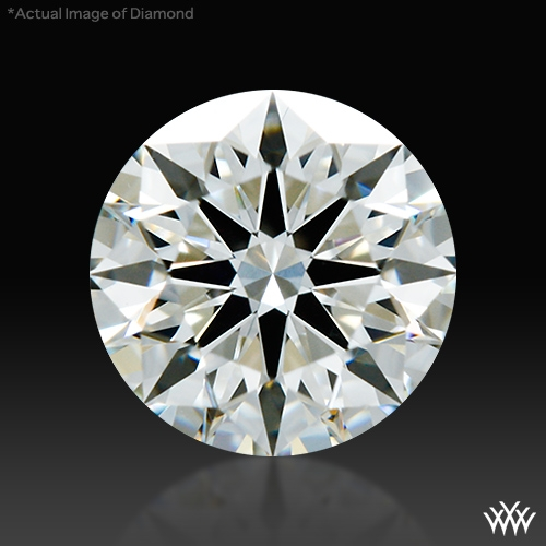 0.62 ct H VS2 A CUT ABOVE® Hearts and Arrows Super Ideal Round Cut Loose Diamond