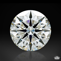 0.613 ct I VS1 A CUT ABOVE® Hearts and Arrows Super Ideal Round Cut Loose Diamond