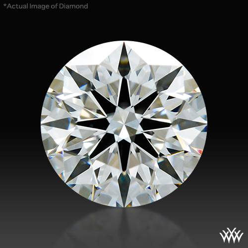 0.71 ct F VS1 A CUT ABOVE® Hearts and Arrows Super Ideal Round Cut Loose Diamond