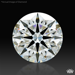 0.782 ct G VS1 A CUT ABOVE® Hearts and Arrows Super Ideal Round Cut Loose Diamond