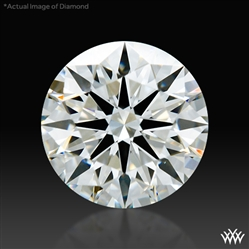 0.798 ct I VS2 A CUT ABOVE® Hearts and Arrows Super Ideal Round Cut Loose Diamond