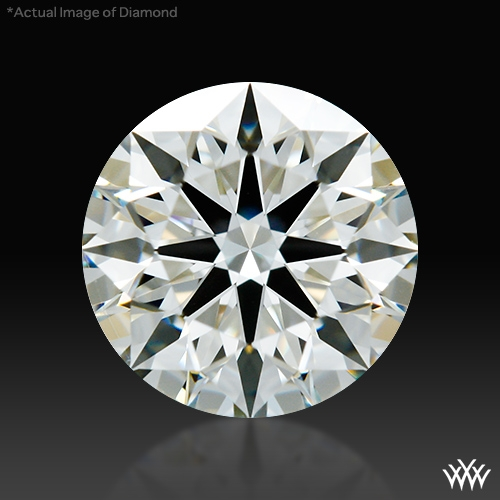 0.83 ct J VS1 A CUT ABOVE® Hearts and Arrows Super Ideal Round Cut Loose Diamond