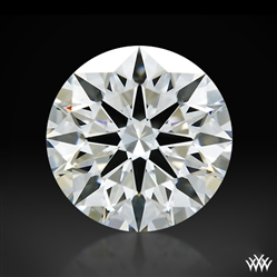 1.215 ct I VS1 A CUT ABOVE® Hearts and Arrows Super Ideal Round Cut Loose Diamond