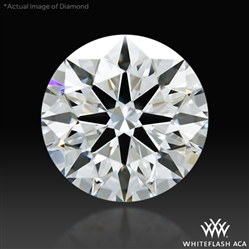1.503 ct F VVS2 A CUT ABOVE® Hearts and Arrows Super Ideal Round Cut Loose Diamond