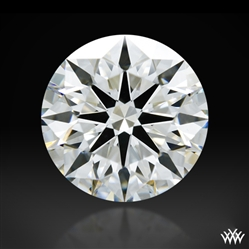 1.58 ct H VS1 A CUT ABOVE® Hearts and Arrows Super Ideal Round Cut Loose Diamond