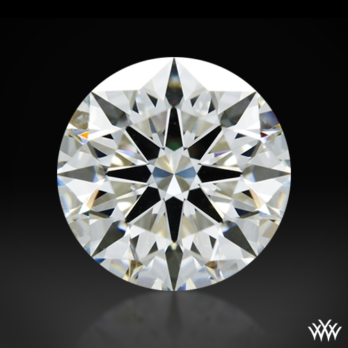 1.532 ct I VS2 A CUT ABOVE® Hearts and Arrows Super Ideal Round Cut Loose Diamond