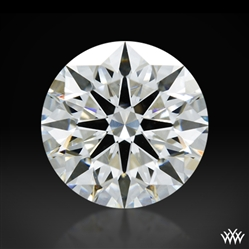 1.505 ct H VS2 A CUT ABOVE® Hearts and Arrows Super Ideal Round Cut Loose Diamond