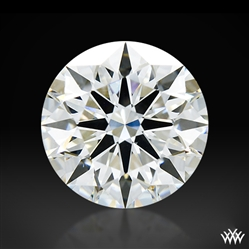 1.62 ct H VS2 A CUT ABOVE® Hearts and Arrows Super Ideal Round Cut Loose Diamond