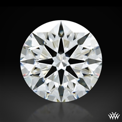 1.726 ct H SI1 A CUT ABOVE® Hearts and Arrows Super Ideal Round Cut Loose Diamond