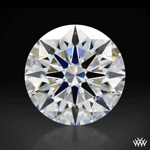 0.648 ct D VS1 A CUT ABOVE® Hearts and Arrows Super Ideal Round Cut Loose Diamond
