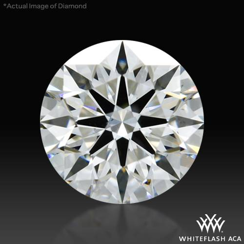0.60 ct F VS2 A CUT ABOVE® Hearts and Arrows Super Ideal Round Cut Loose Diamond