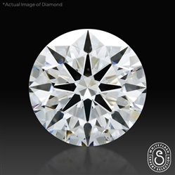 0.812 ct F SI1 Expert Selection Round Cut Loose Diamond