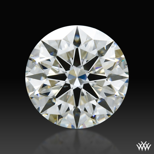 0.547 ct I VS2 A CUT ABOVE® Hearts and Arrows Super Ideal Round Cut Loose Diamond