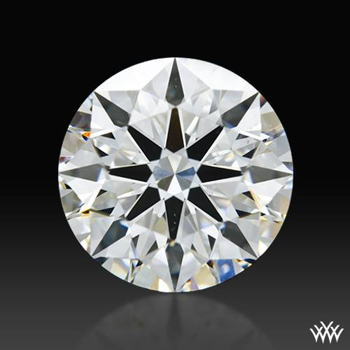 2.05 ct H VS2 A CUT ABOVE® Hearts and Arrows Super Ideal Round Cut Loose Diamond