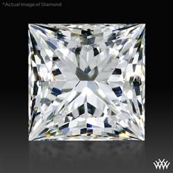 0.948 ct H VVS2 A CUT ABOVE® Princess Super Ideal Cut Diamond