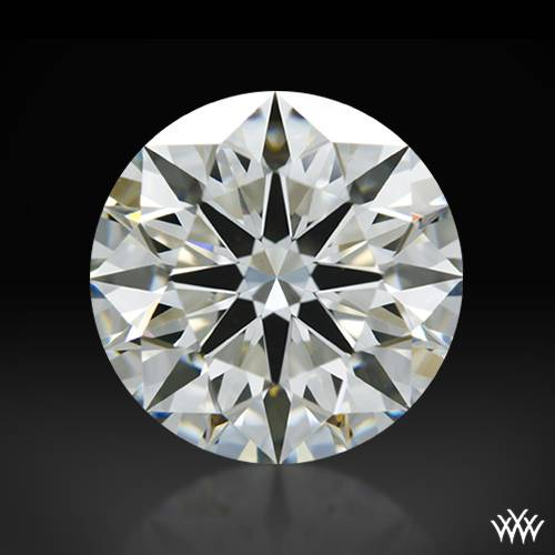 1.30 ct J VS1 A CUT ABOVE® Hearts and Arrows Super Ideal Round Cut Loose Diamond