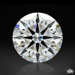 1.214 ct H VS2 A CUT ABOVE® Hearts and Arrows Super Ideal Round Cut Loose Diamond