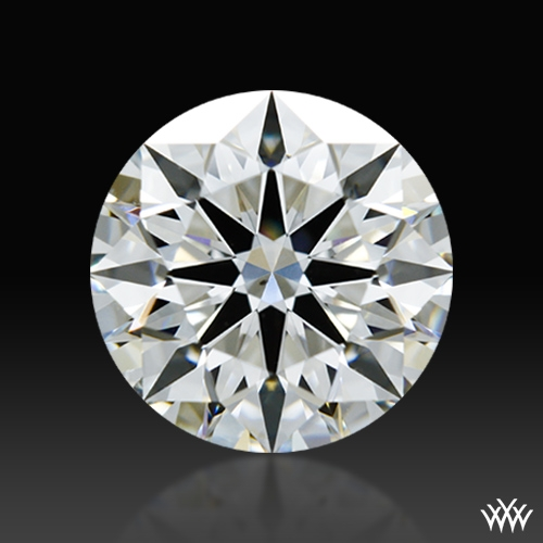 1.216 ct G SI1 A CUT ABOVE® Hearts and Arrows Super Ideal Round Cut Loose Diamond