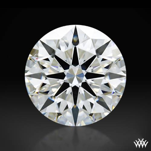 1.332 ct G VS2 A CUT ABOVE® Hearts and Arrows Super Ideal Round Cut Loose Diamond