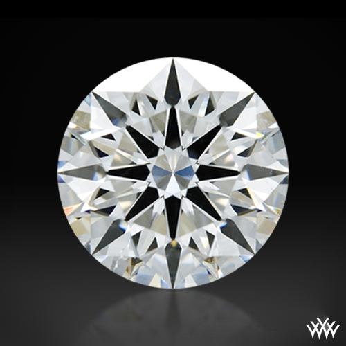 1.07 ct G VS2 A CUT ABOVE® Hearts and Arrows Super Ideal Round Cut Loose Diamond