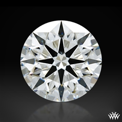 1.148 ct G VS2 A CUT ABOVE® Hearts and Arrows Super Ideal Round Cut Loose Diamond