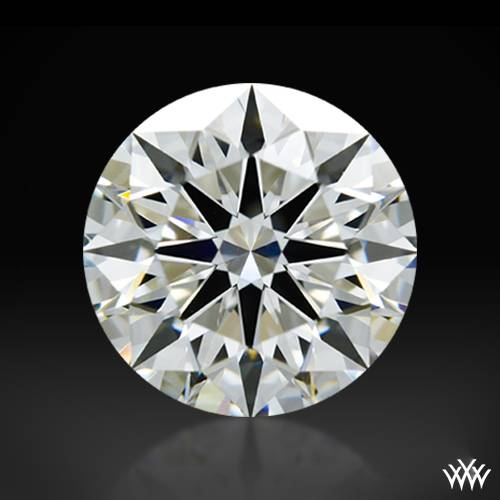 1.18 ct I VS2 A CUT ABOVE® Hearts and Arrows Super Ideal Round Cut Loose Diamond