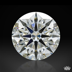 1.17 ct H VS1 A CUT ABOVE® Hearts and Arrows Super Ideal Round Cut Loose Diamond