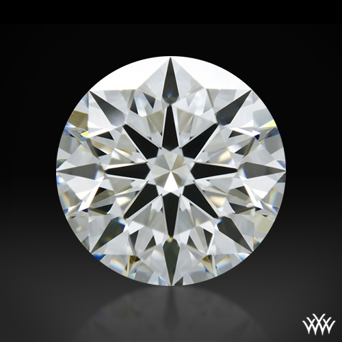 1.106 ct I VVS2 Expert Selection Round Cut Loose Diamond