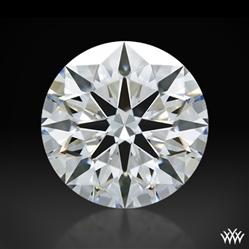 1.631 ct E VS1 A CUT ABOVE® Hearts and Arrows Super Ideal Round Cut Loose Diamond