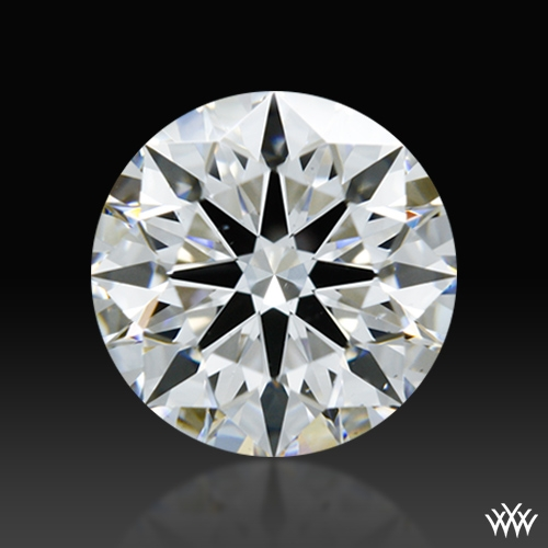 0.84 ct D VS2 A CUT ABOVE® Hearts and Arrows Super Ideal Round Cut Loose Diamond