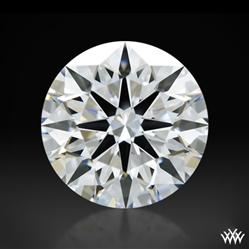 0.922 ct E VVS2 A CUT ABOVE® Hearts and Arrows Super Ideal Round Cut Loose Diamond