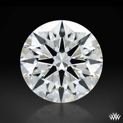 0.911 ct D VS1 A CUT ABOVE® Hearts and Arrows Super Ideal Round Cut Loose Diamond