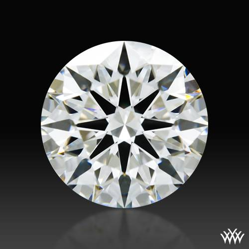 0.901 ct G VVS2 A CUT ABOVE® Hearts and Arrows Super Ideal Round Cut Loose Diamond