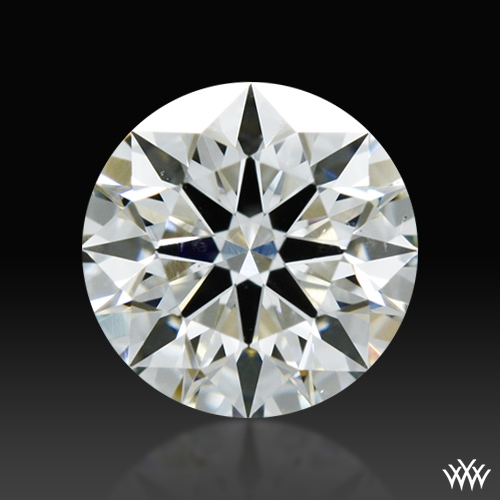 0.511 ct H VS2 A CUT ABOVE® Hearts and Arrows Super Ideal Round Cut Loose Diamond