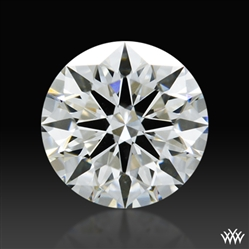 0.587 ct G VS2 A CUT ABOVE® Hearts and Arrows Super Ideal Round Cut Loose Diamond